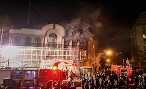 Beheadings and Possible Crucifixions Deteriorate Saudi Iranian Relations
