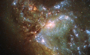 Epic Galaxy Merger Captured By Hubble Telescope