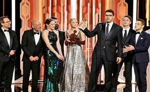 The 73rd Golden Globe Awards' Egyptian Moment