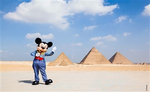 Dino Activations: Importing Smiles and Childhood Memories To Egypt