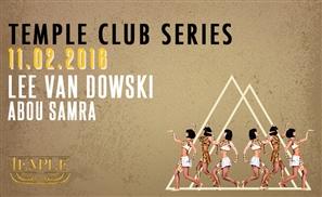 Temple Club Series: Lee Van Dowski and Abou Samra
