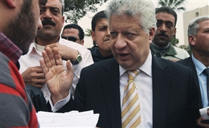 Zamalek's Mortada Mansour Fires Mido and Hazem Emam
