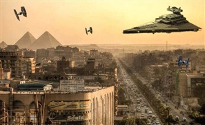 Star Wars Battlefront: Egypt Strikes Back