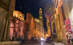 7 Places In Cairo That Come To Life At Night
