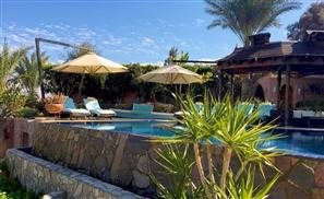 Lazib Inn: Fayoum's Most Beautiful Hotel