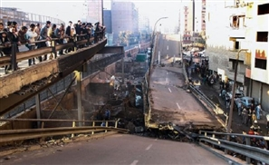 Bridge Collapses In Alexandria Killing Three