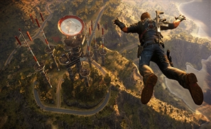 SceneGeek Review of Just Cause 3: When You Just Need More Chaos