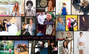 30 Kickass Women In Egypt