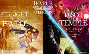 The Temple Weekend Takes Us For a Ride With Two Nights of Trouble