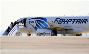 Egyptian Travel Company Posts Ads Mocking EgyptAir Plane Hijacking