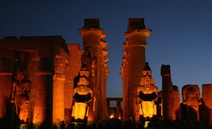 Luxor and Hatshepsut Temples to Light Up in Blue for World Autism Awareness Day