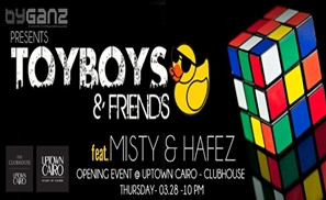 ToyBoys & Friends
