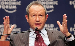 Sawiris Offers $100 Million For Land To House Refugees