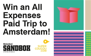 Nacelle and SuperCoucou Want to Send You to Amsterdam