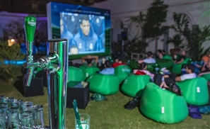 Heineken Pimped Out The Saloons of Cairo's Biggest Football Fans