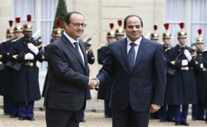 France Helps Egypt Militarise Space