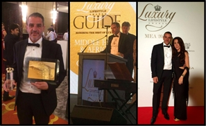 Ayman Baky's Sachi and Kazoku Win Big At Luxury Lifestyle Awards in Dubai