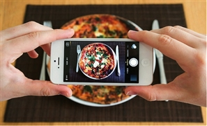 Now You Can Actually Feed People By Snapping Your Food!