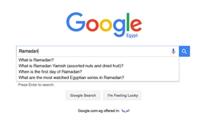 10 Top Trending Egyptian Ramadan Questions on Google