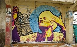 Egyptian Art Initiative Adorns Damietta's Walls with 25 Stunning Pieces of Graffiti