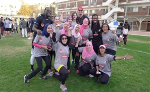 Cairo's First All-Female American Football Team
