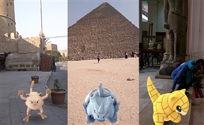 8 Pokémon Discovered at Egypt's Heritage Sites