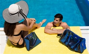 Exclusive: Zaam Designs' Riverbank Beach Bag Collection