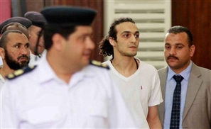 Imprisoned Egyptian Photojournalist Shawkan Awarded the Press Freedom Award