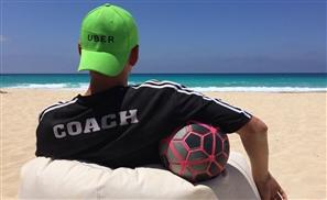 Elite International Soccer Hits The Sands of Sahel