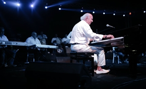 Omar Khairat Like Never Before at White Bay