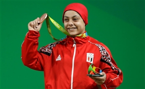 Egyptian Olympic Winner Had to Sacrifice Her Final Exams to Compete