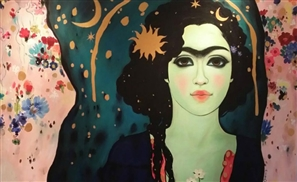 7 Stunning Portraits of Women by Egyptian Artists