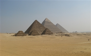 Pyramids Undergoing 350 million EGP Renovation