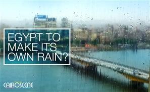 Egypt To Make Its Own Rain?