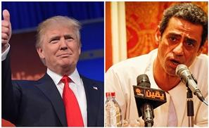 An Egyptian Businessman Behind Donald Trump's Campaign?