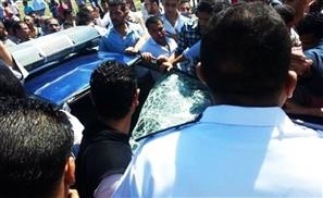Egyptian Policeman Shoots and Kills Microbus Driver