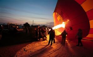 22 Injured In Luxor Hot Air Balloon Crash