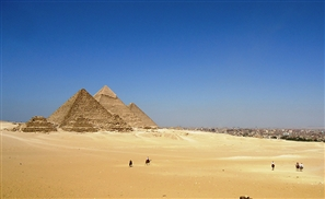 The Giza Pyramids Will Now Be Run By Private Companies