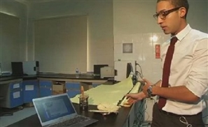 Egyptian Student Makes Bullet-Proof Armour Breakthrough