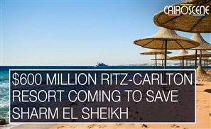 $600 Million Ritz-Carlton Resort Coming To Save Sharm El Sheikh
