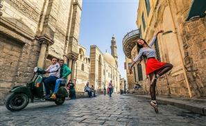 Video: Beautiful Ballerinas Dancing Around Cairo Will Make You Want to Buy a Tutu
