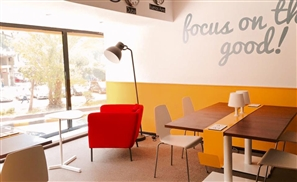 Cairo's First Café-Workspace Hybrid Just Opened