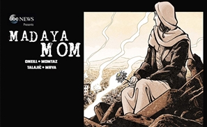 Marvel's Latest Superhero is a Syrian Mother Living in the Besieged Town of Madaya