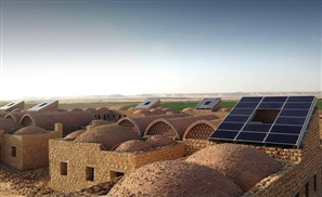 Egypt Gets its First Solar-Powered Village