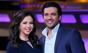 Amy Samir Ghanem and Hassan El Raddad Reveal Their Wedding Date