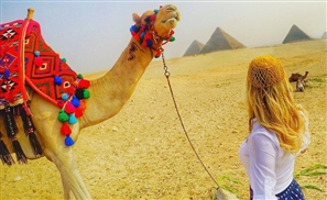 American Globe Trotter Blogs About Egypt and Sets Internet on Fire