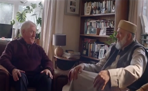 Heartwarming New Amazon Christmas Ad Features Christian Priest and Muslim Imam