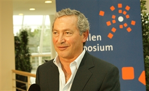 Sawiris Believes Real Estate Market Bubble is Imminent