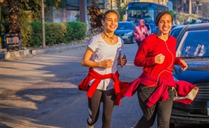 Cairo Runners Are Painting Downtown Cairo Red and White This Weekend