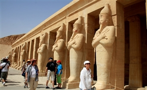 Tourism in Egypt Increases 7% in October Compared to September 2016